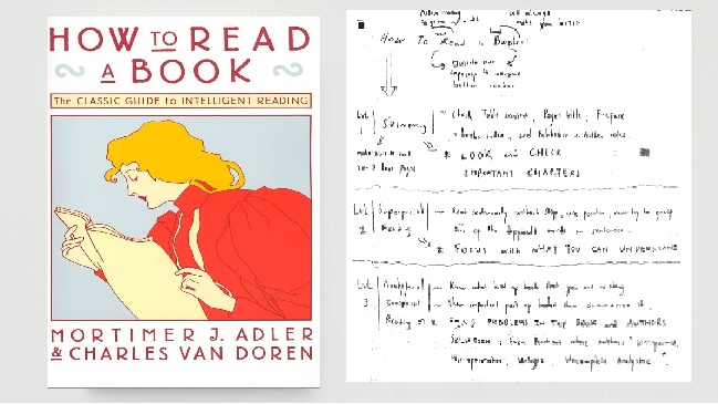 a summary of how to mark a book by mortimer j adler Mortimer j adler, the philosopher and educator who helped create the great books program of learning, died yesterday at his home in san mateo, calif he was 98 dr adler spent much of his life.